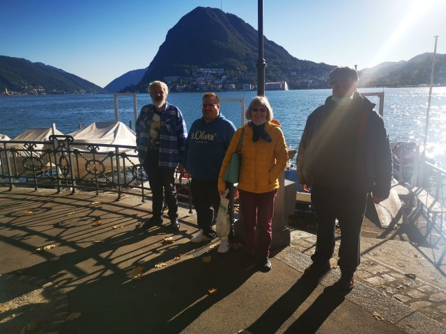 Kurz-Ferien nach Lugano ins Hotel Pestalozzi